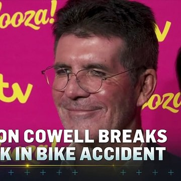 Simon Cowell Undergoes Surgery After Breaking Back
