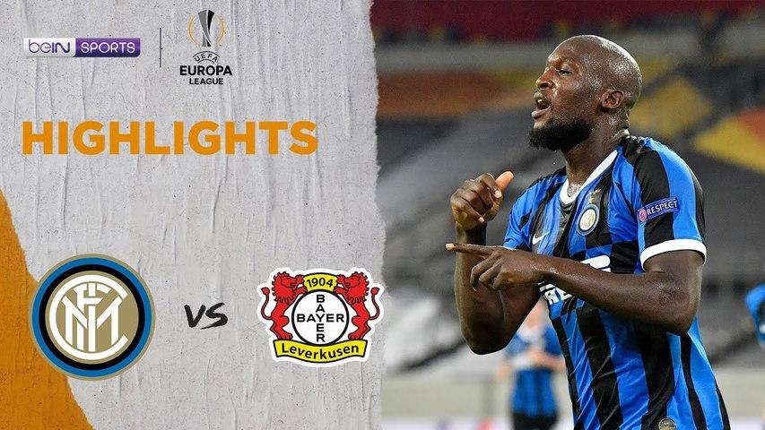 Inter Milan 2-1 Bayer Leverkusen  | Europa League 19.20 Match Highlights