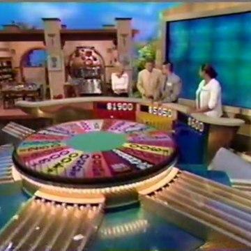Wheel of Fortune - June 1, 1999 (Vickie/Chris/Yolanda)