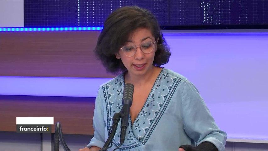 "Opération Barkhane, justice, police... le ""8h30 franceinfo"" d'Ugo Bernalicis"