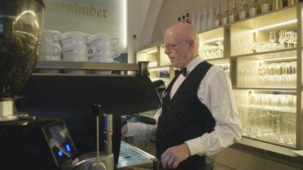 Melange statt Cappuccino: Zu Besuch im Café Frauenhuber