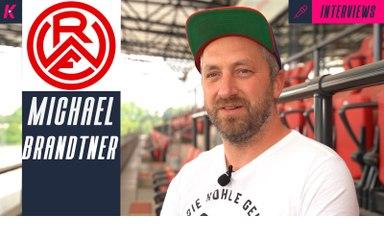 Freunde und die Frau fürs Leben dank RWE: Michael Brandtner über die Fankultur in Essen