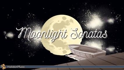 Various Artists - Moonlight Sonatas - Beethoven, Chopin, Debussy...