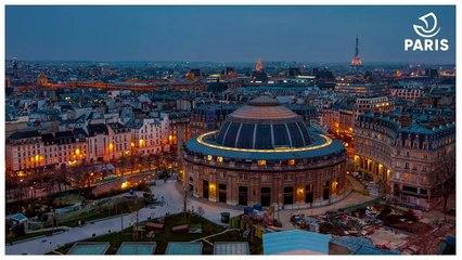 Paris en timelapse