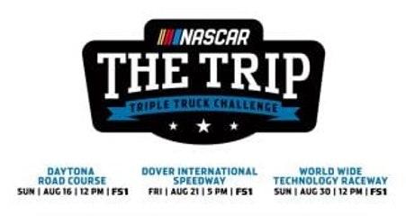 Triple Truck Challenge is back