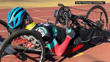 Funding hard to come by for Paralympic athletes