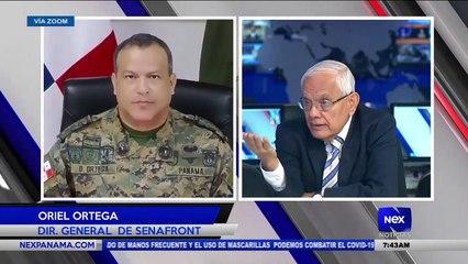 Entrevista a Oriel Ortega - Dir. General de SEFAFRONT  - Nex Noticias