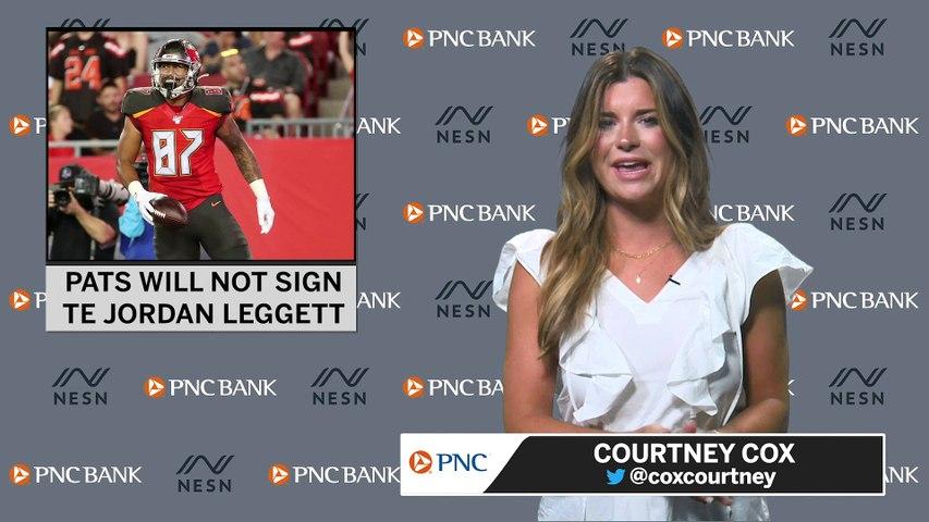The Patriots Will Not be Signing Jordan Leggett