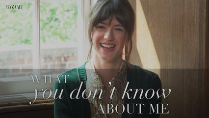 What You Don't Know About Me: Daisy Edgar Jones