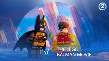 تلتقون مع الكوميديا والمرح.. غداً THE LEGO BATMAN MOVIE الـ 7 مساءً بتوقيت السعودية على #MBC2