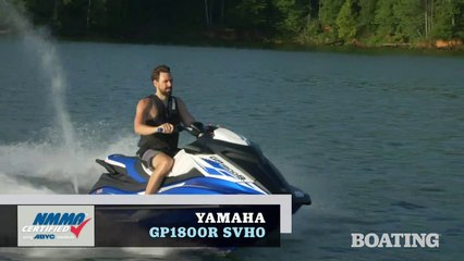 2021 Boat Buyers Guide: Yamaha GP1800R SVHO