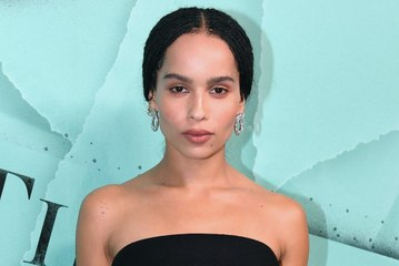 Zoë Kravitz Called Out Hulu for Its Lack of Shows Starring Women of Color