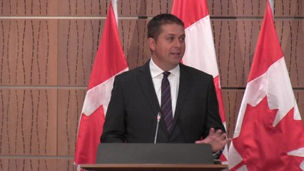 Conservative leader Scheer says his party will keep digging for answers