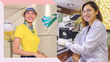 This Pinay Let Her Wings Rest So She Can Help Save Lives During The Pandemic