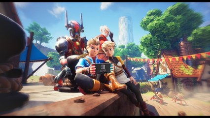Oceanhorn 2 Knights of the Lost Realm - Trailer Gameplay Switch
