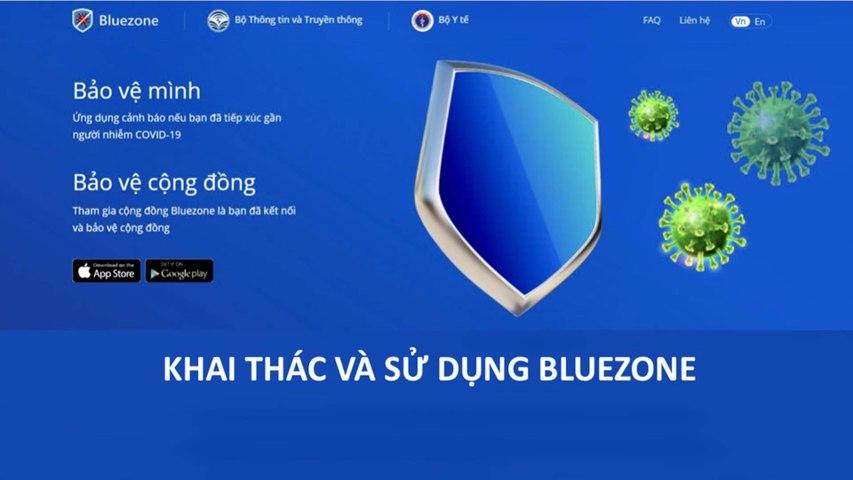 """""""Khẩu trang điện tử"""" Bluezone vượt mốc 15 triệu lượt tải   VTC"""