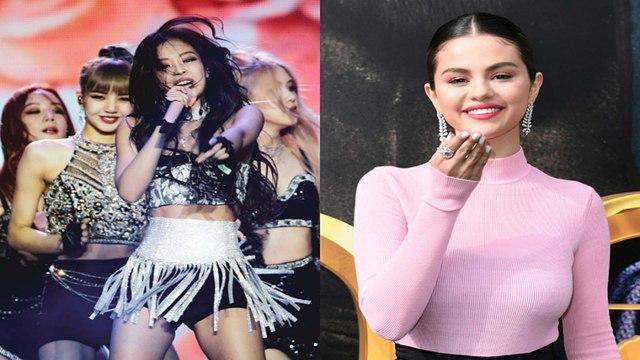 """Blackpink kết hợp cùng Selena Gomez: Cái """"bắt tay"""" bùng nổ?   VTC"""