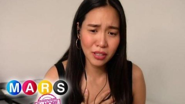 Mars Pa More: Aicelle Santos, naiyak nang makaranas ng 'bleeding' sa kanyang pagbubuntis!   Mars Sharing Group