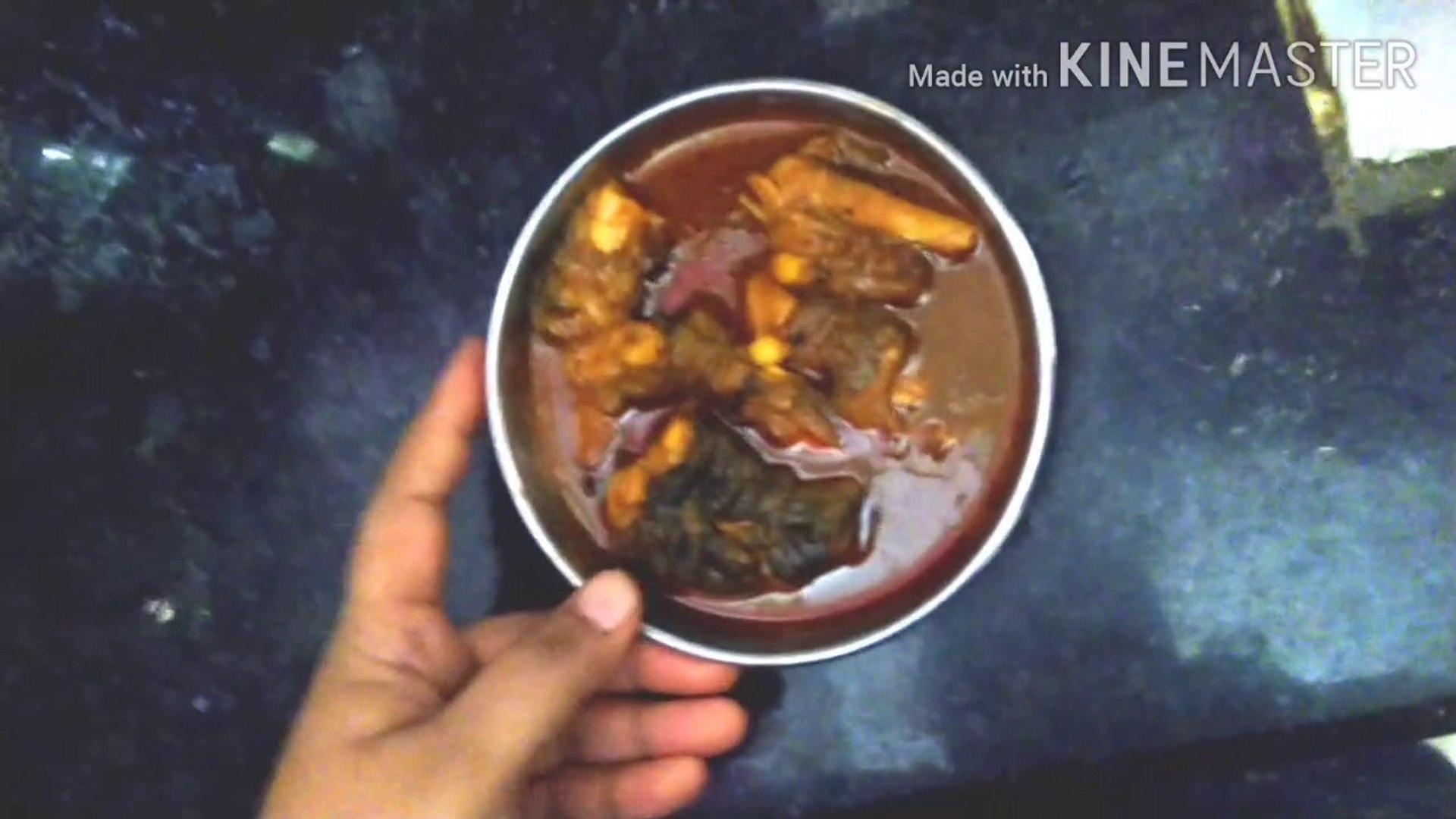 Goat leg recipe mutton Paya recipe