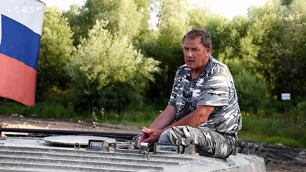 Adrenalínoví nadšenci môžu na Orave zažiť jazdu tankom