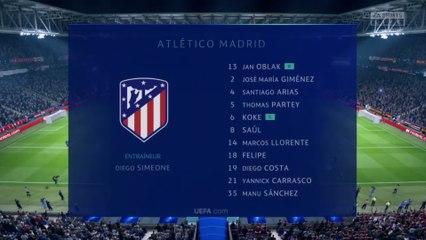 RB Leipzig - Atlético Madrid: notre simulation FIFA 20 (Ligue des Champions 1/4 de finale)