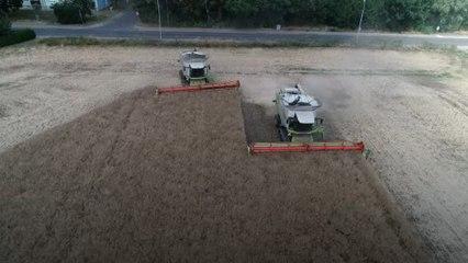 Alman çiftçiler öfkeli: Bize 200.000 euro sübvansiyon değil adil fiyatlar verin