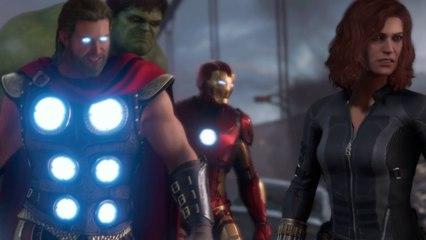 Marvel's Avengers: PlayStation Advantage Video