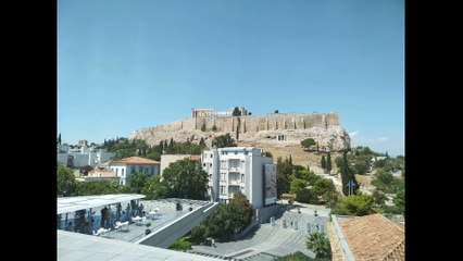 Walk in ATHENS