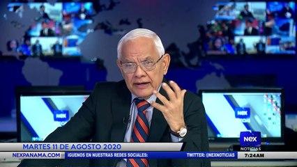 Análisis nacional del Ing. Jose I. Blandon Castillo  - Nex Noticias