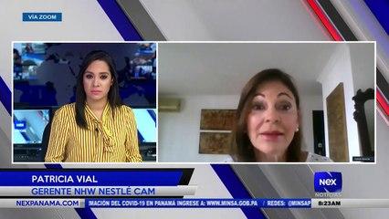 Entrevista a Patricia Vial Gerente NHW Nestle Cam - Nex Noticias