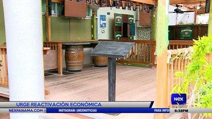 Urge reactivacion económica - Nex Noticias