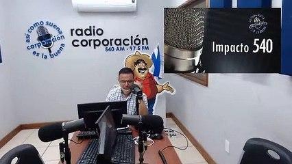 Impacto 540 - Francisca Ramirez - 12 agosto 2020