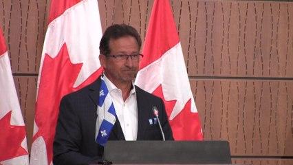 Bloc renews call for Trudeau, Morneau to resign