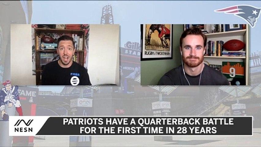 Cam Newton Vs. Jarrett Stidham Vs. Brian Hoyer; A Patriots QB Battle
