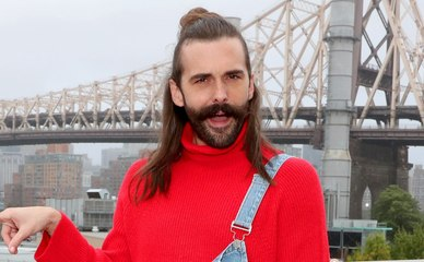 Jonathan Van Ness Has a Bob Haircut Now—Can You Believe?