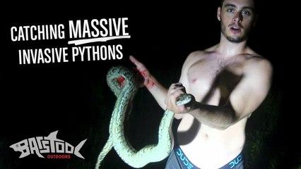 Barstool Outdoors S2 Episode 7: Bloody, Muddy, Python Noodling In My Underwear