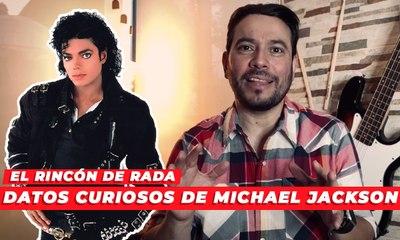 ¡Los mejores datos curiosos de Michael Jackson! Con Radamez Núñez