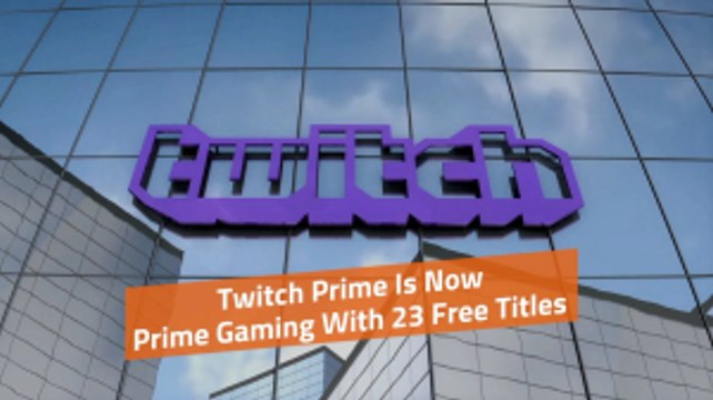 Check Out Prime Gaming