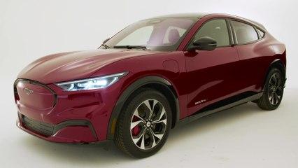 El Ford Mustang Mach-E - Tecnología que se adapta fácilmente a tu estilo de vida