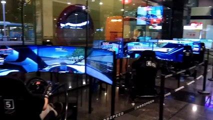 【#M直播撐你】澳門模擬賽車中心 Godzpeed Macau |  兒童節可以免費體驗模擬賽車? 澳門電競業 前途無可限量?