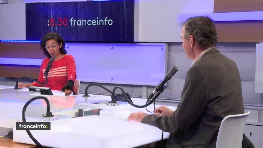 """Masque obligatoire en entreprise, tests... le """"8h30 franceinfo"""" du professeur Éric Caumes"""