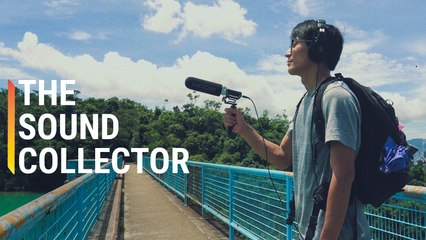 Obsessed: He's on a Mission to Record Every Sound in Hong Kong