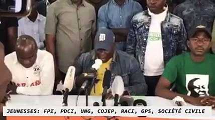 La Côte d'Ivoire vent debout contre le 3em mandat d'Alassane Ouattara