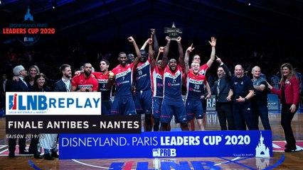 Replay : Antibes - Nantes, la finale de la Leaders Cup PROB 2020 !