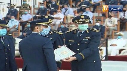 اللواء محمود لعرابة: قائد القوات الجوية يشرف على تخرج دفعات المدرسة العليا للطيران