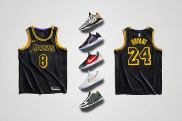 See The Sneakers That Nike Will Release For Mamba Week In Honor Of Kobe Bryant