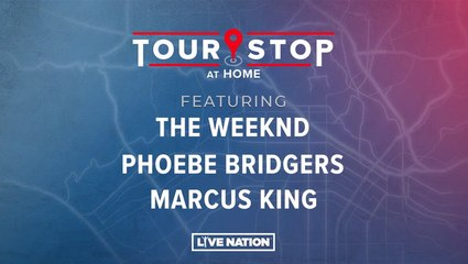 Tour Stop: The Weeknd, Phoebe Bridgers, Marcus King