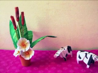 Wild about Wildflowers - Make cute Origami Flowers