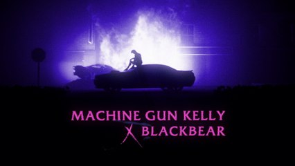 Machine Gun Kelly - my ex's best friend (with blackbear)