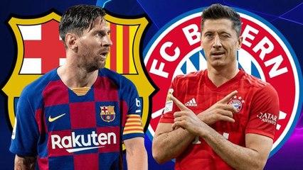 "Barcelona ""đại chiến"" Bayern Munich | VTC"